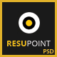 RESUPOINT Personal Portfolio Template