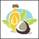 Coconut Oil Logo