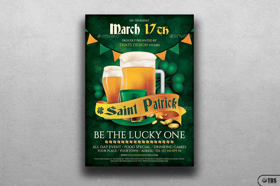 saint patricks day flyer template v by lou graphicriver 01 saint patricks day flyer template v5 jpg