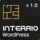 Interrio –WordPress Theme for Architecture and Interior Design
