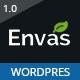 Envas - Multipurpose WordPress
