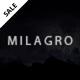 Milagro - One Page Multipurpose Theme