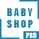 Baby Shop PSD Template