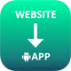 WebViewGold for Android – URL/HTML to Android app + Push, URL Handling, APIs & much more!