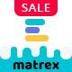 Matrex - Ultra Professional Multipurpose Template