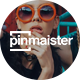 Pinmaister - Responsive Pinterest-like Site Template