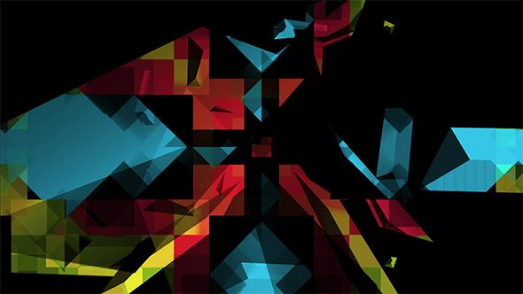 VideoHive Techno Color 19509213