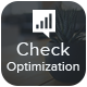Check Optimization WordPress Plugin