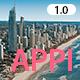 Appi Responsive App Landing Page