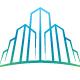 Downtown Buildings Logo