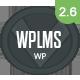 WPLMS - шаблон Вордпресс для курсов и обучения