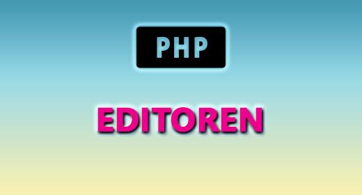 PHP (EDITOREN)