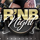 Rnb Night Flyer