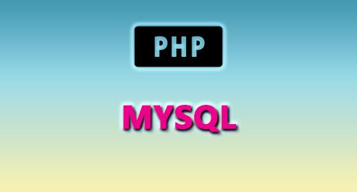 PHP (MYSQL)