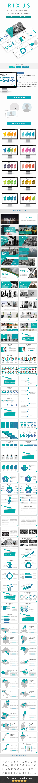 RIXUS PowerPoint Presentation Templates (PowerPoint Templates)