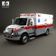 International Durastar Ambulance 2002