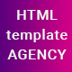 Agency - Responsive HTML5 Template