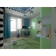 3D Visualization of a Child's Room a Young