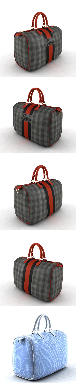Hand bag ladies - 3DOcean Item for Sale