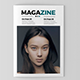 InDesign Magazine Template 01