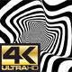 Ultra HD Zebra Waved Looped Backgrounds