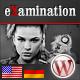 Экспертиза Премиум Корпоративные & Портфолио WP Theme - Корпоративный WordPress