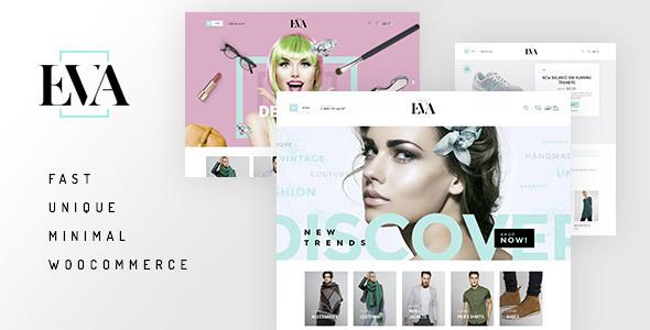 Eva - Responsive WooCommerce Theme by temash