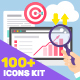 Animated Icons & Scenes Concepts