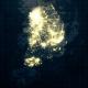 South Korea Map Night Lighting Rollback HD