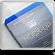 Blu-ray / DVD Case Packaging Mock-Ups
