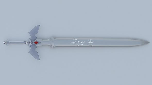 Dragon Killer - 3DOcean Item for Sale