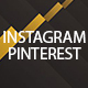 Fashion Insta and Pinterest
