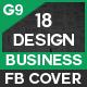 Facebook Cover Bundle Two - 18 Design