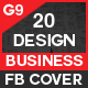 Facebook Cover Bundle Three - 20 Design