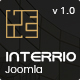Interrio - Responsive Interior Design Joomla Template