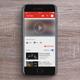 YouTube Video Ultimate Smartphone Mockup