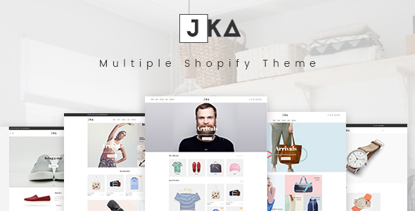 Image of Ap Jka Shopify Theme