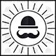 Moustache Flyer