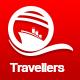 Travellers - Tour & Travels Landing Page WordPress Theme