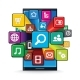 Smart Phone Application Search