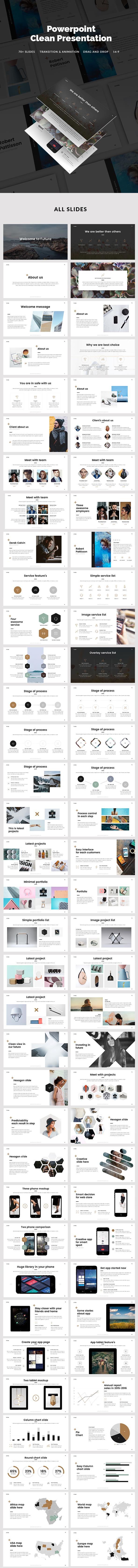 Minimal Presentation (PowerPoint Templates)
