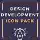 Design and Development Line Icons