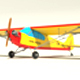 3D Model Plane with propeller