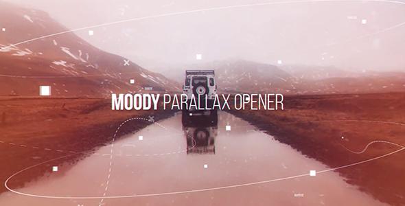 VideoHive Moody Parallax Opener 19524392
