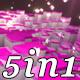 Glow Boxes - VJ Loop Pack (5in1)
