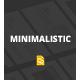 Minimalistic - Google Slide