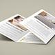 Brochure – Hotel for Wedding Tri-Fold