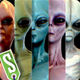 Realistic Aliens Bundle 1
