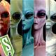 Realistic Aliens Bundle 1
