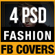 Fashion Facebook Fan Page Promo Covers